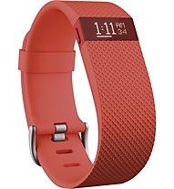 Fitbit Charge HR - Fitnessuhr, Orange