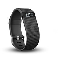 Fitbit Charge HR - orologio fitness, Black