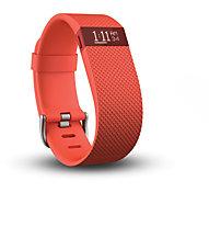 Fitbit Charge HR - orologio fitness, Orange