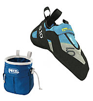 Five Ten Hiangle - scarpette da arrampicata, Turquoise/Grey