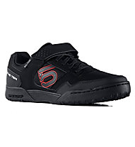 Five Ten Maltese Falcon - Fahrradschuhe MTB SPD, Black/Red