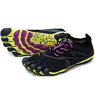 Fivefingers V-Run EVO 2 Women - Laufschuhe, Black