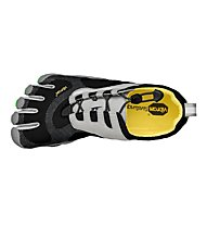 Fivefingers Bikila LS W, Black/Cool Grey