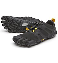 Fivefingers V-Trail 2.0 - Trailrunningschuh, Black/Yellow