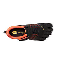 Fivefingers V-Train - Fitness- und Turnschuh - Damen, Black/Orange