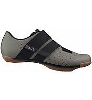 Fizik Terra Powerstrap X4 - Gravelbike Schuhe - Herren, Green/Black