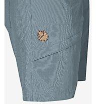 Fjällräven Daloa MT Shorts Pantaloni corti trekking Donna, Steel Blue