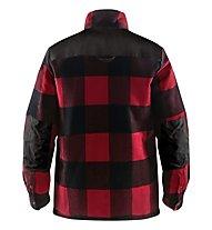 Fjällräven Canada Wool Padded - giacca trekking - uomo, Red/Black