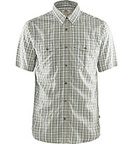 Fjällräven Abisko Cool - camicia a maniche corte - uomo, Light Grey