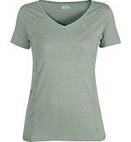 Fjällräven Abisko Cool - T-shirt - donna, Green