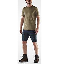 Fjällräven Abisko Midsummer Shorts - pantaloni trekking - uomo, Blue