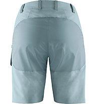 Fjällräven Abisko Midsummer Shorts - pantaloni trekking - donna, Light Blue