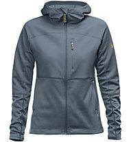 Fjällräven Abisko Trail Fleece - giacca in pile - donna, Blue