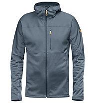 Fjällräven Abisko Trail Fleece - giacca in pile - uomo, Blue
