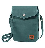 Fjällräven Greenland Pocket - borsa con tracolla, Green