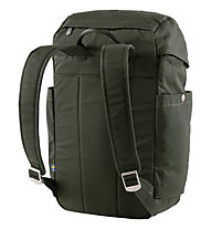 Fjällräven Greenland Top Small 14L - zaino daypack, Dark Green