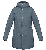 Fjällräven Greenland Winter - giacca con cappuccio - donna, Blue