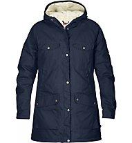 Fjällräven Greenland Winter - giacca con cappuccio tempo libero - donna, Blue