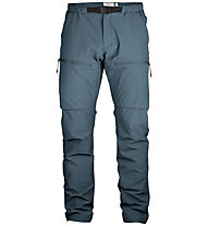 Fjällräven High Coast Hike - pantaloni trekking - uomo, Light Blue