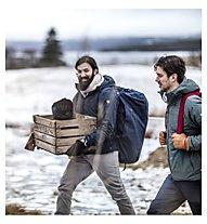 Fjällräven High Coast - Trekkingjacke mit Kapuze - Herren, Blue