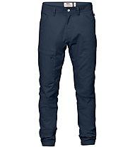 Fjällräven High Coast Versatile - pantaloni trekking - uomo, Blue