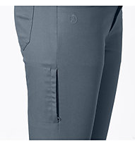 Fjällräven High Coast Stretch - pantaloni trekking - donna, Blue