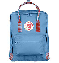 Fjällräven Kanken 16 L - Zaino, Blue/Striped