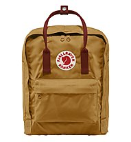 Fjällräven Kanken 16 L - zaino tempo libero, Orange/Red