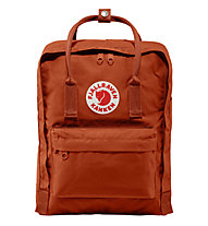 Fjällräven Kanken 16 L - Zaino, Brown Red