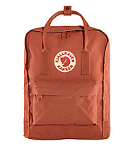 Fjällräven Kanken 16 L - zaino tempo libero, Orange Red