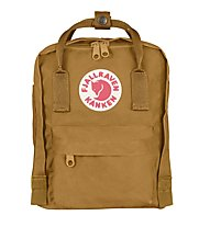 Fjällräven Kanken Mini 7 L - zaino tempo libero, Light Brown