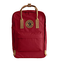 "Fjällräven Kanken No.2 Laptop 15"" - zaino portacomputer, Red/Brown"
