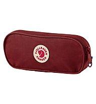 Fjällräven Kanken Pen Case - astuccio portapenne, Dark Red