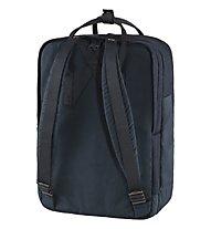 "Fjällräven Kanken Re-Wool Laptop 15"" - Daypack, Dark Blue"