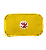 Fjällräven Kanken Travell Wallet - portafoglio da viaggio, Yellow