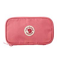 Fjällräven Kanken Travell Wallet - portafoglio da viaggio, Pink