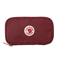 Fjällräven Kanken Travel Wallet - Reiseportemonnaie, Dark Red