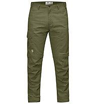 Fjällräven Karl Pro Zip-Off Trousers - pantaloni trekking - uomo, Green