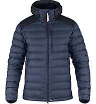 Fjällräven Keb Touring - giacca in piuma - uomo, Blue