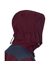 Fjällräven Keb Touring - giacca con cappuccio trekking - donna, Brown