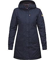 Fjällräven Kiruna - giacca trekking con cappuccio - donna, Blue