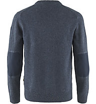 Fjällräven Övik - maglione - uomo, Blue