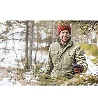Fjällräven Räven Winter - Trekkingjacke - Herren, Brown