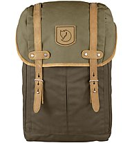 Fjällräven Rucksack No. 21 Small - zaino, Brown/Beige