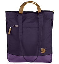 Fjällräven Totepack No. 1 - Tasche, Purple/Dark Purple