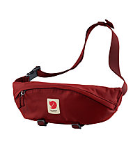 Fjällräven Ulvö Hip Pack Large - marsupio, Dark Red
