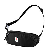 Fjällräven Ulvö Hip Pack Medium - marsupio, Black