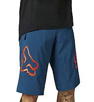 Fox DEFEND - pantaloncini bici - uomo, Blue