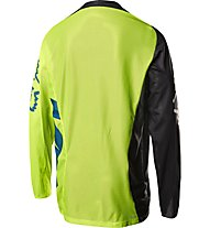 Fox Demo LS Jersey - Downhill Radtrikot - Herren, Creo/Black/Yellow