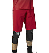 Fox FLEXAIR - pantaloncini bici - uomo, Red
